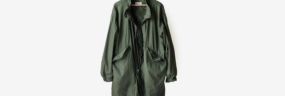 越戰時期 M65 美軍公發魚尾大衣