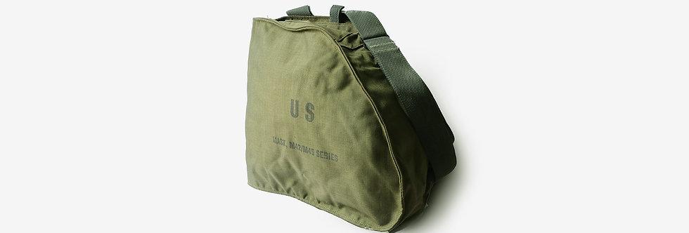 美軍 M42/M45三角形防毒面具包