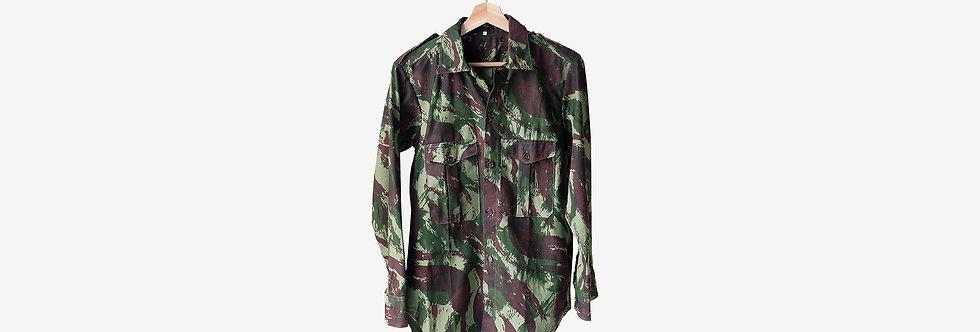 葡萄牙陸軍迷彩襯衫
