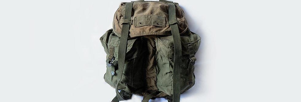 60's越戰美軍ARVN Rucksack支架背包