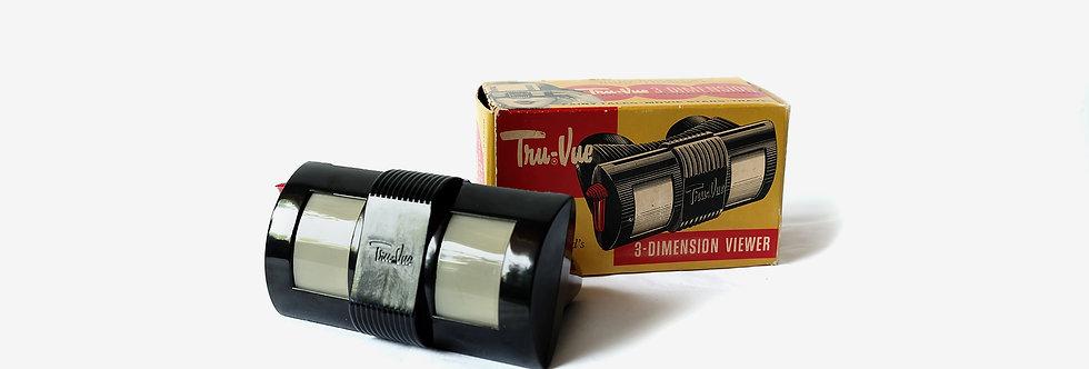 美國Tru-Vue 3D 觀影器