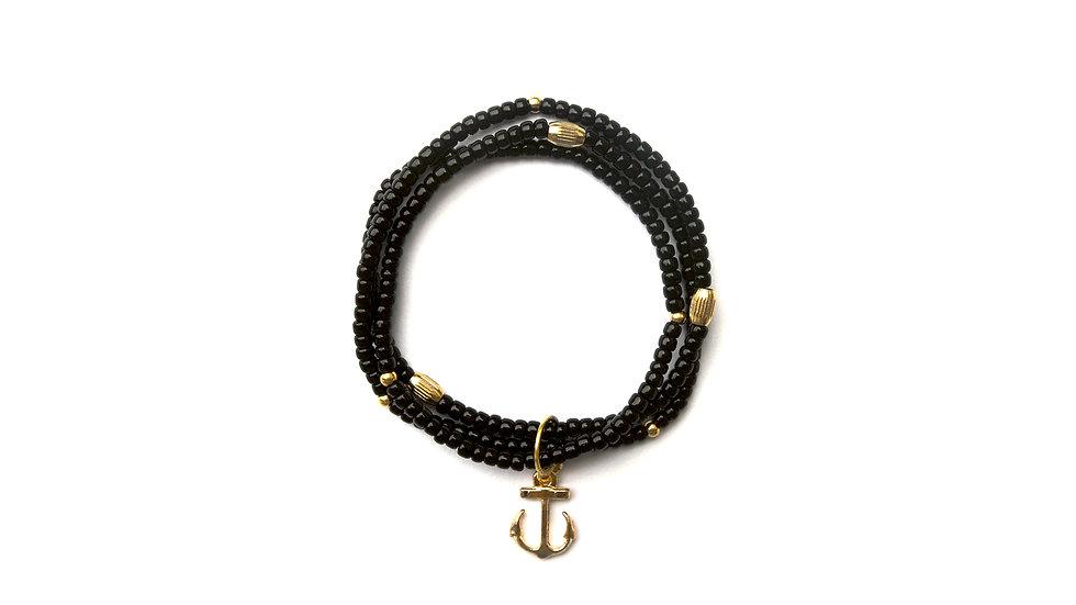 海盜三層珠串