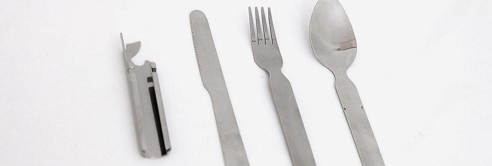 WANDER 軍用隨行餐具組