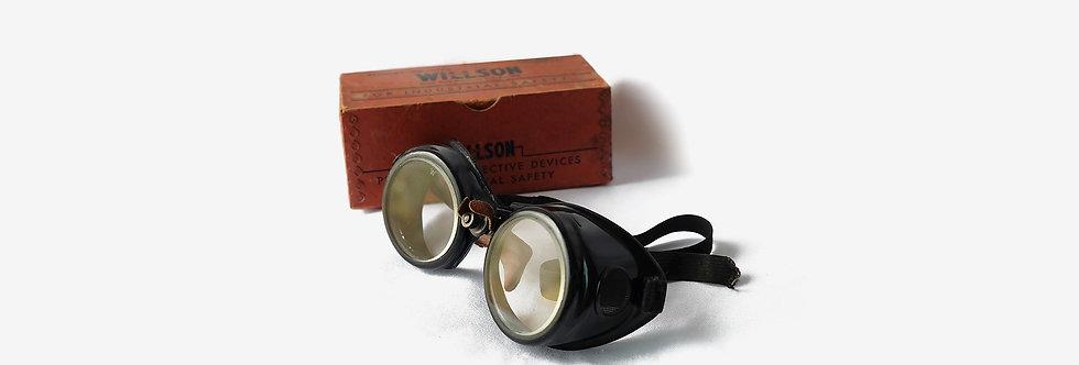 WILLSON 20's 原盒工業護目鏡