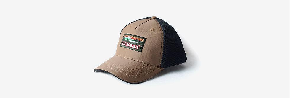L.L.Bean 刺繡貨車帽