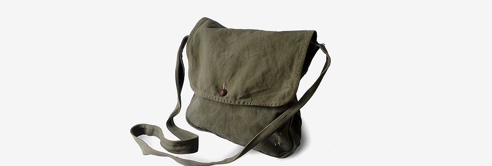 [Vintage] 斯洛伐克M3行軍單肩包