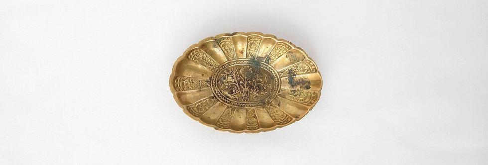 黃銅香皂盤