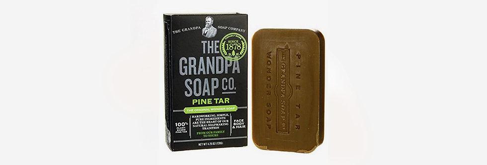 Grandpa's Soap 松焦油護膚皂