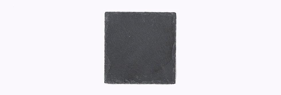 頁岩原石杯墊