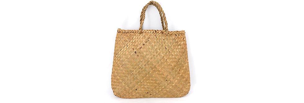 越南傳統藺草購物袋 (小)