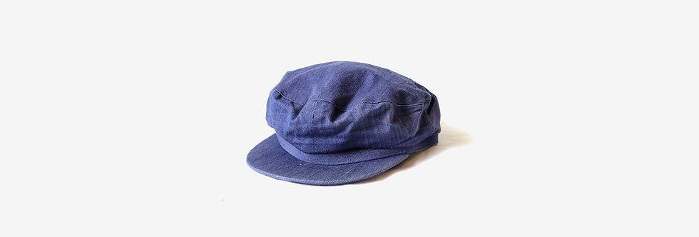 日本老布古工人帽