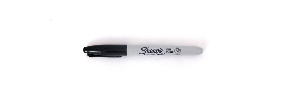 Sharpie Fine Pointer Marker 麥克筆