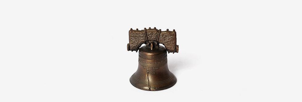 銅製迷你費城自由鐘