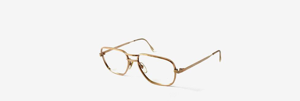 法國製12K鍍金眼鏡