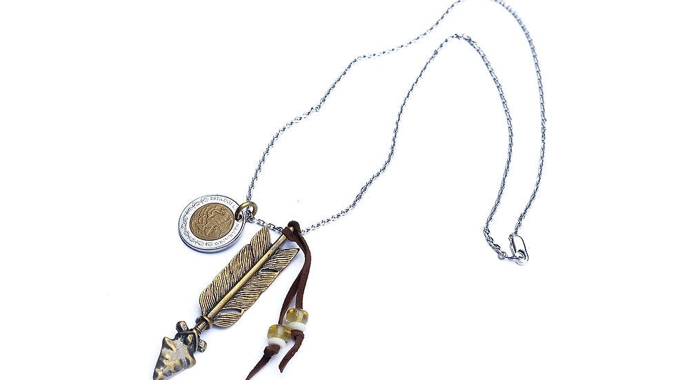 羽蛇神項鍊