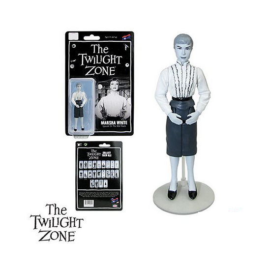 The Twilight Zone Marsha White 3 3/4-Inch Action Figure