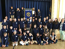 Builders Club Is A Middle School Organization That Overseen By Kiwanis International It Service Meets Weekly And Discusses
