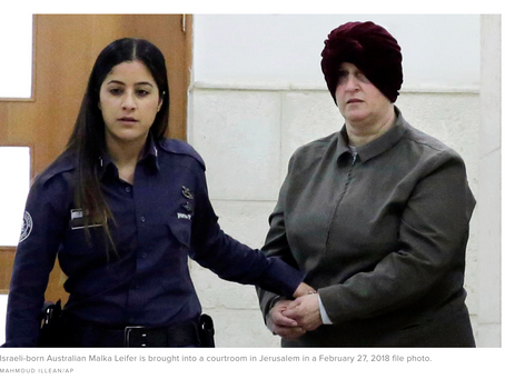 Accused pedophile Malka Leifer finally facing justice after extradition from Israel