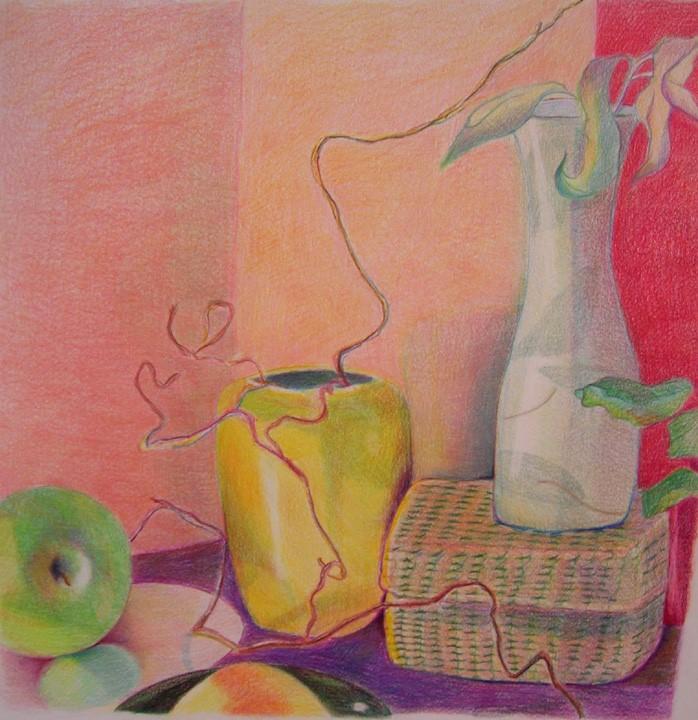 """Yellow Vase"" - NFS"