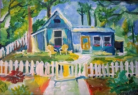 """""""Mermaid Cottage"""""""