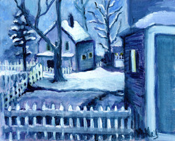 """""""Winter Blues and Purples"""""""
