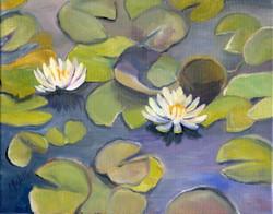 """Lilly Pad Pond"""