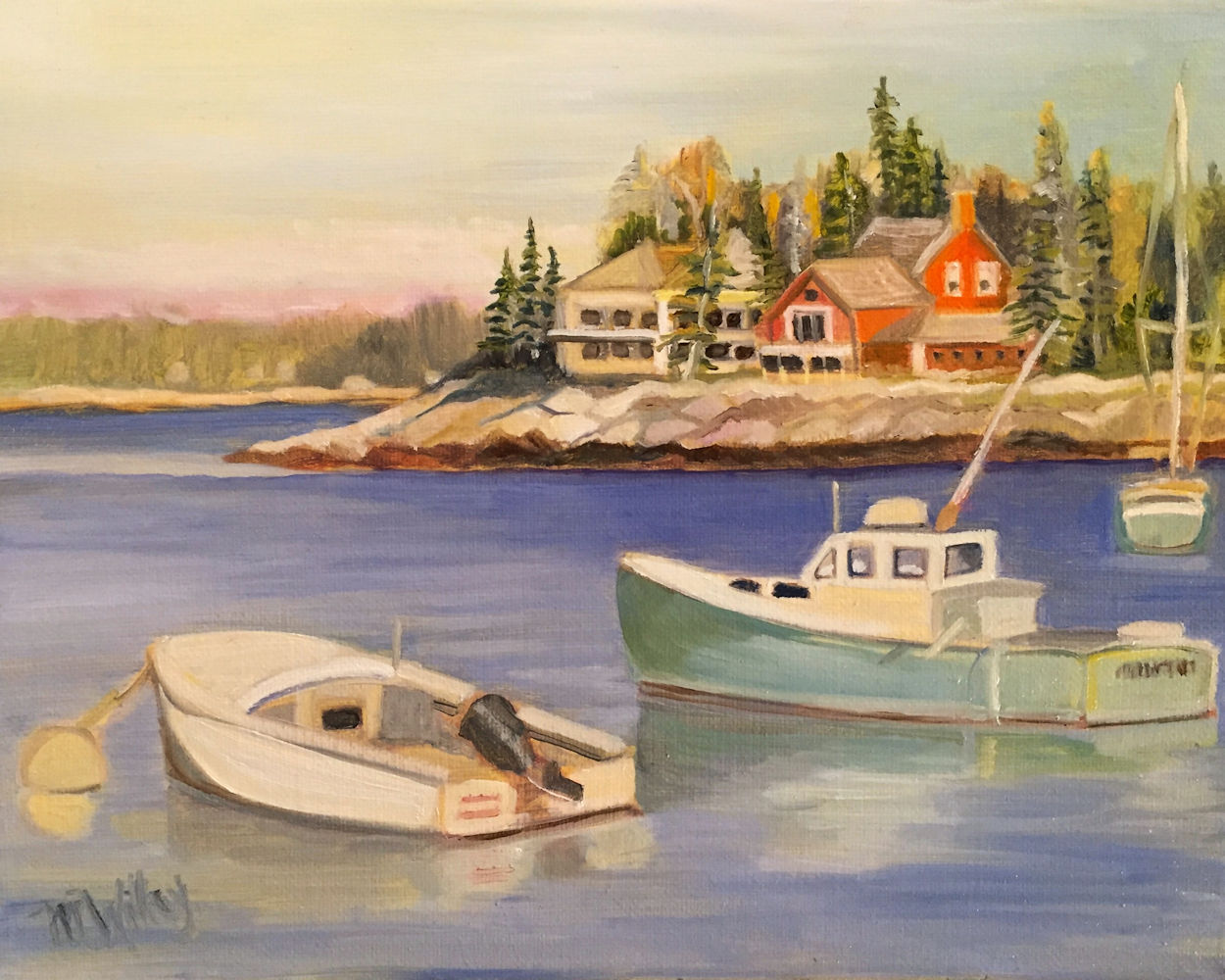 """""""An Island View"""" - SOLD"""