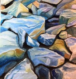 """Kennebec on the Rocks Series i"""