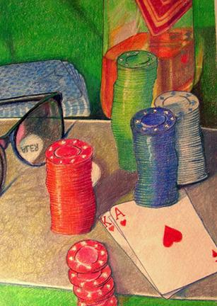 """""""Poker"""" - SOLD"""