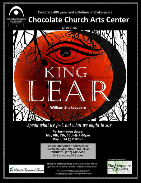 King Lear Audition PRODUCTION POSTER 4.5.16.jpg