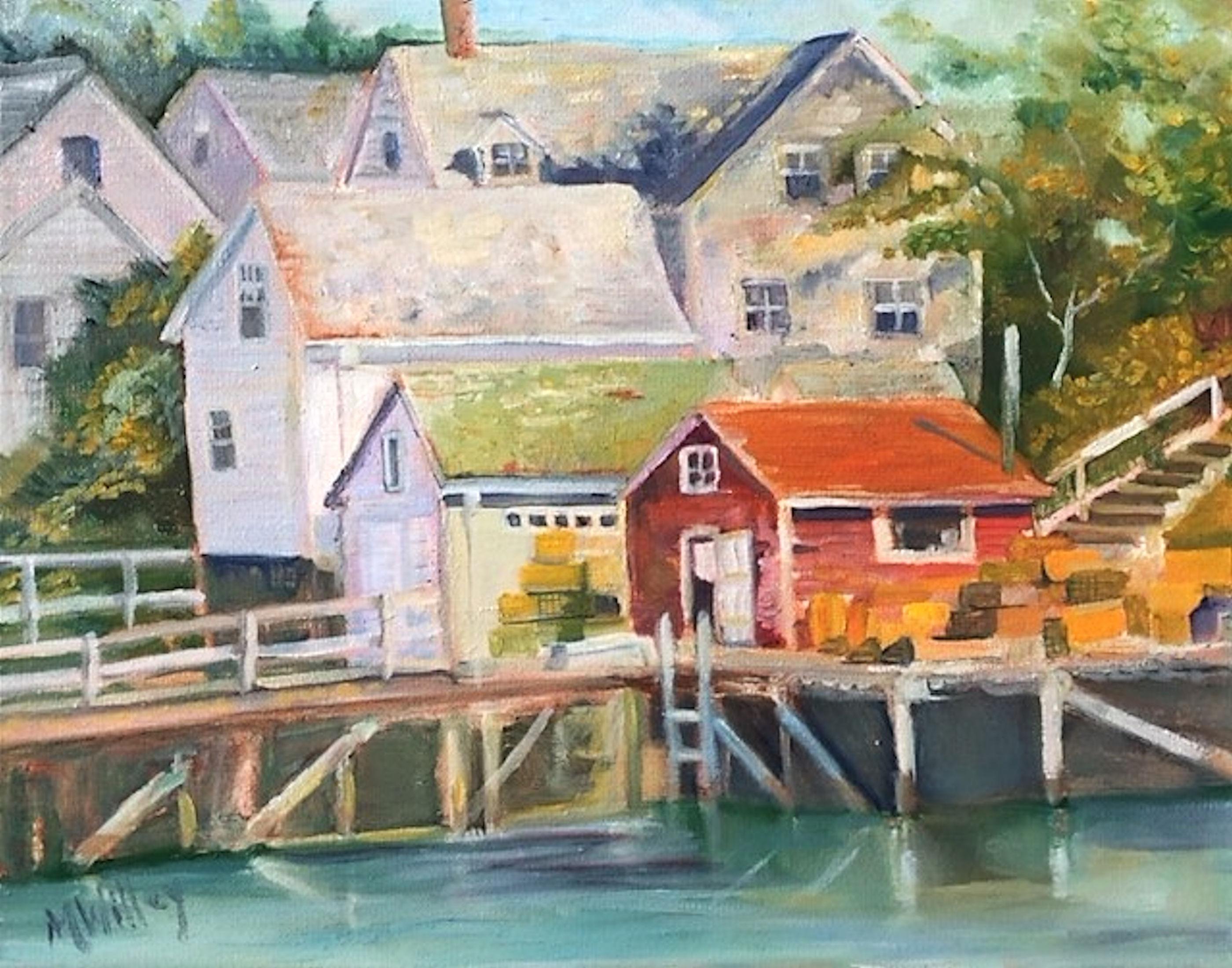 """Fish House at Cozy Harbor"""