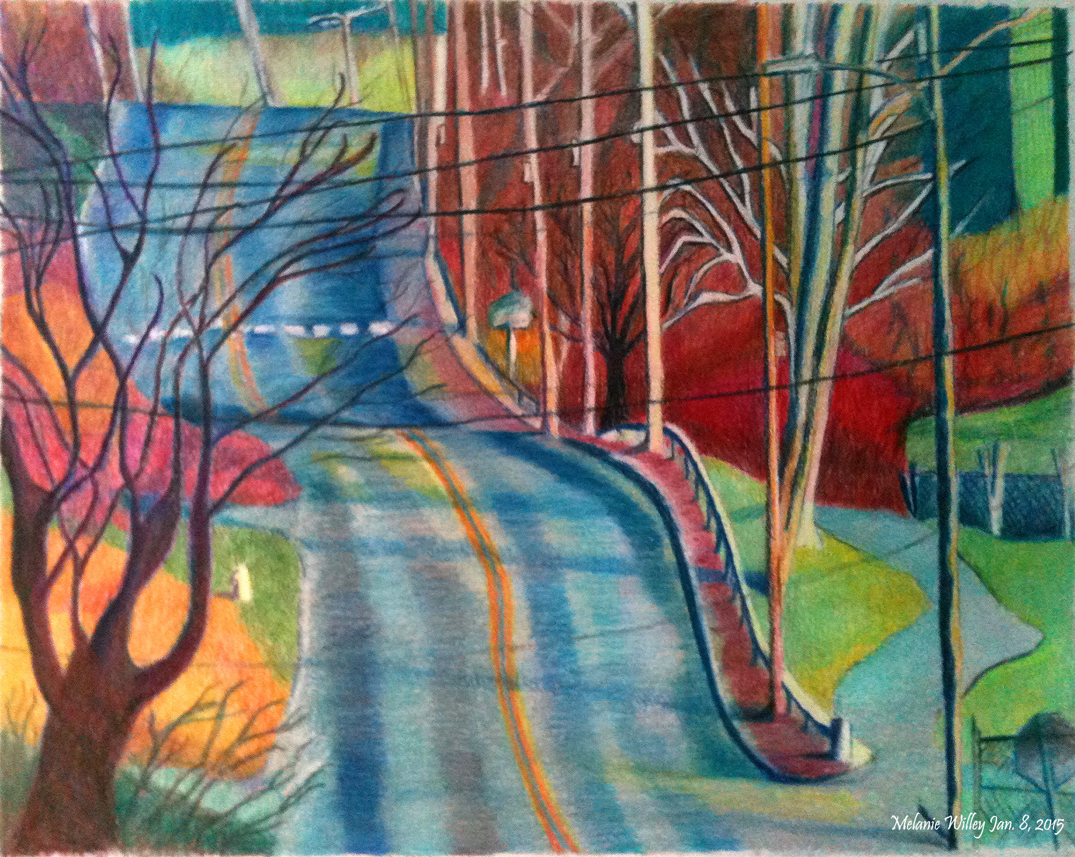 """Washington Street"" SOLD"