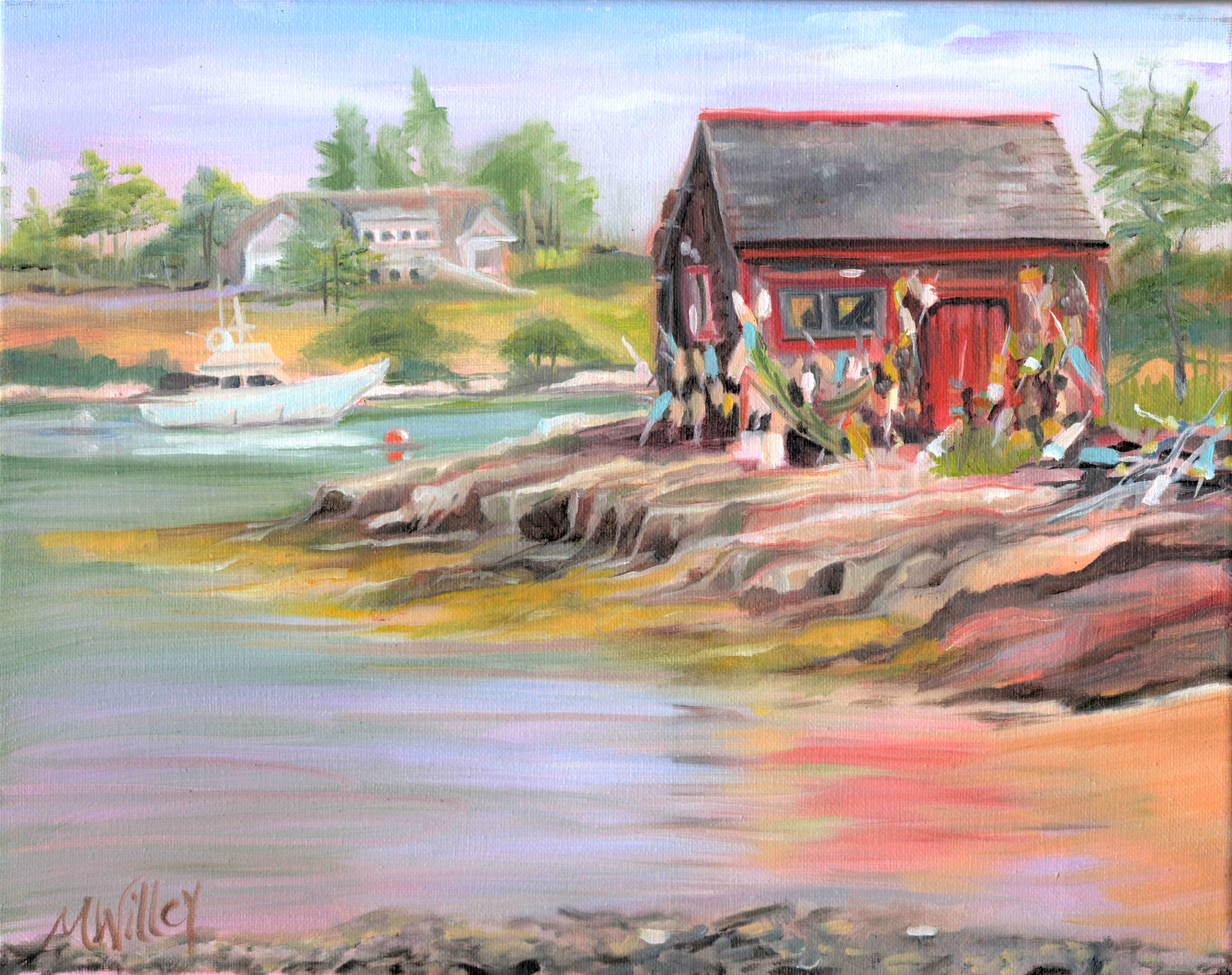 """""""A Morning At The Nubble"""""""