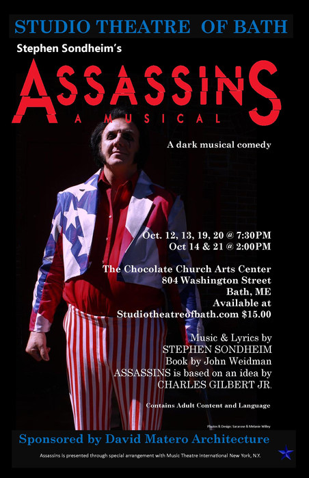 Assassins, Studio Theatre of Bath