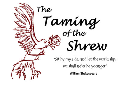 The Taming of The Shrew Large Front T-Shirt.jpg