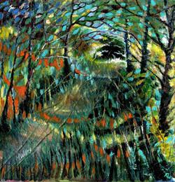 """""""Forest Swirl"""""""