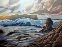 Seascape  (Samuel Earp Style)