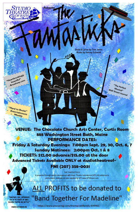 The Fantasticks Production11 x 17  poster with photo of M.Marzen.jpg