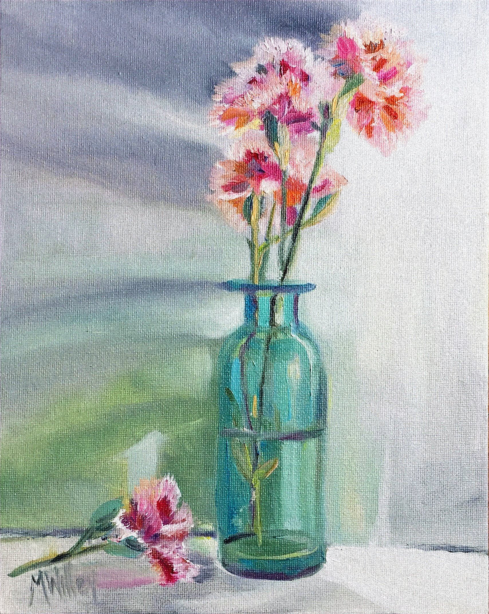 """""""Morning Carnations""""  warm-up"""