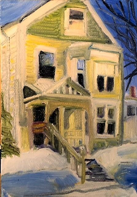 """""""Winter Home"""" Bath- SOLD"""