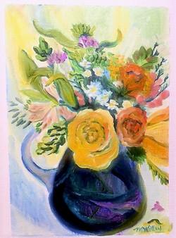 """""""Flowers from Art Walk"""" NFS"""