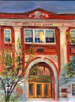 Montgomery Theatre & Morse High Scho