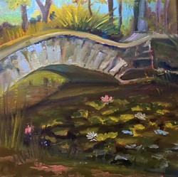 Hyde School Pond & Bridge