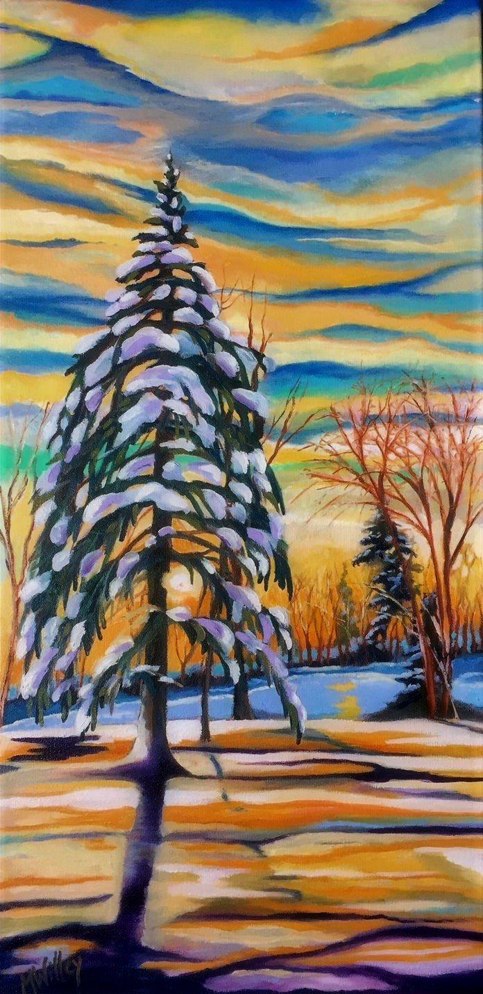"""""""Sosna"""" - The Pine Tree"""