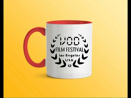 Los Angeles VOD Film Festival Mug