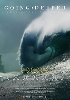 GOING DEEPER . Love letter to Nazare .jp