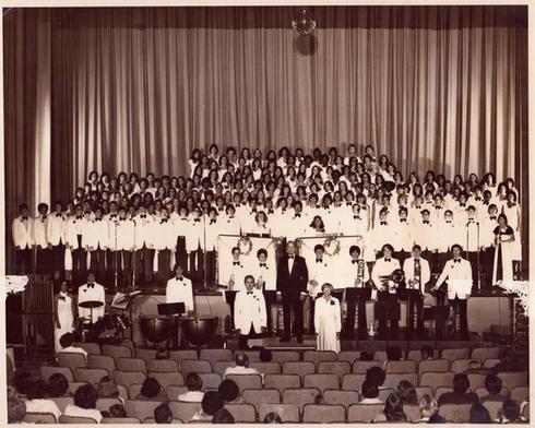 Balboa High School Harry Simione Choir 1979.jpg