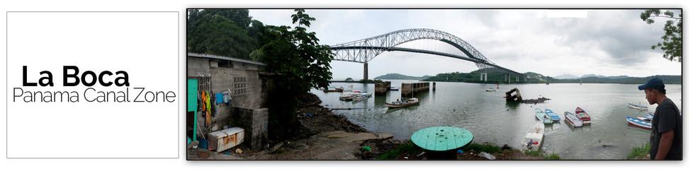 La Boca Panama Canal Zone
