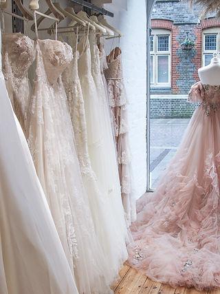 The Bridal Dress Company Internal View o