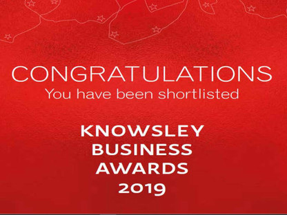 Structec Shortlisted for Knowsley Business Awards